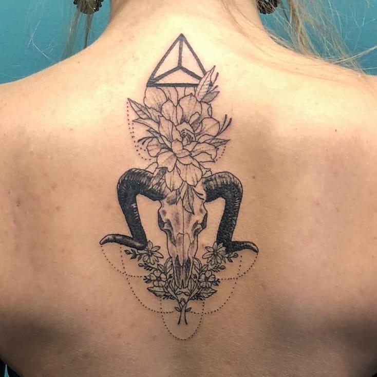 ram-skull-tattoo