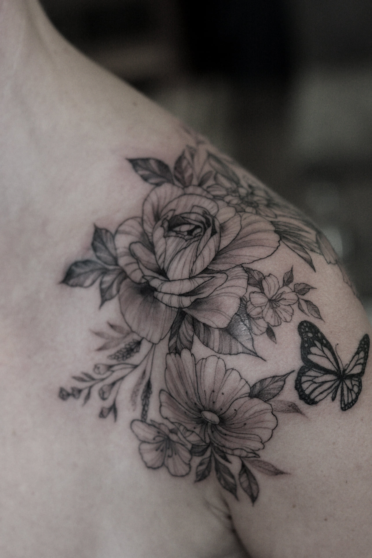 wild-flowers-tattoo