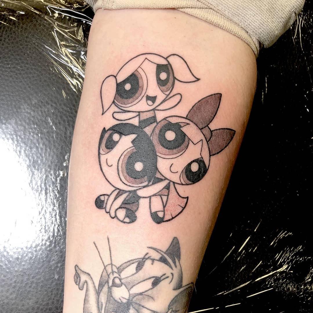 powerpuffgirls-tattoo