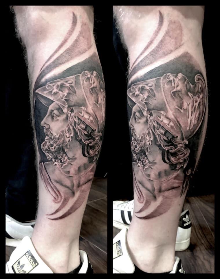 ajax-logo-tattoo