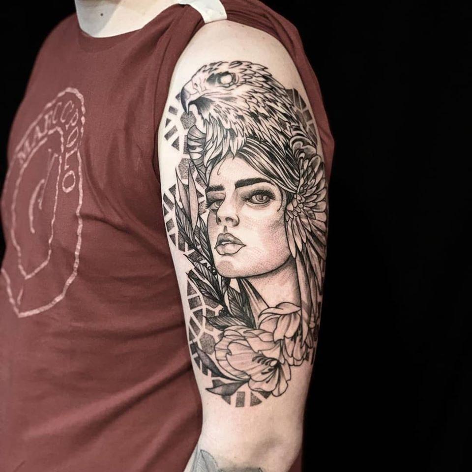 eagle-female-tattoo