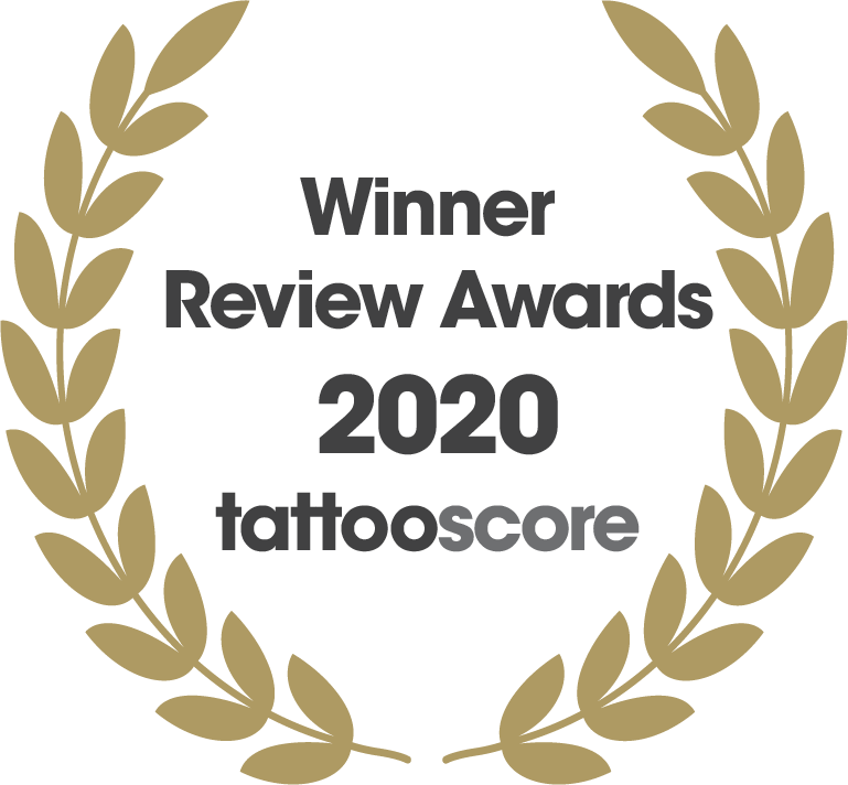 Lauwerkrans-Goud-Tattooscore