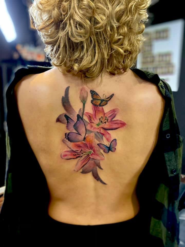 flower-butterfly-tattoo